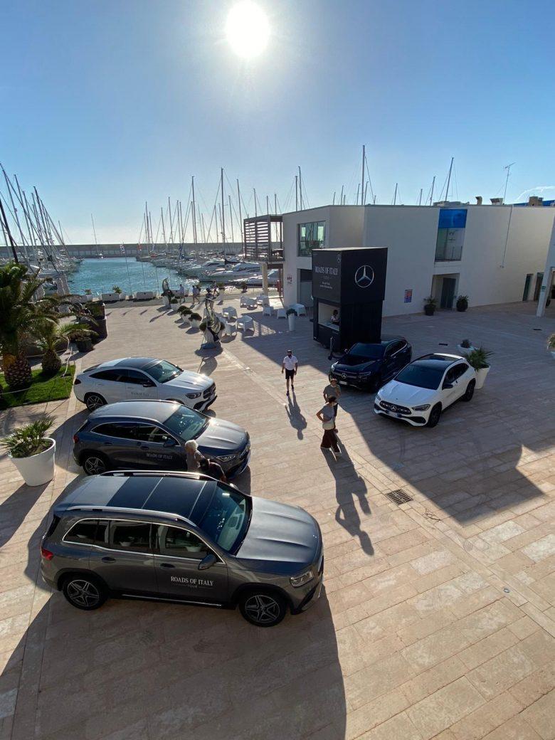 mercedes benz italia road of italy sea tour lpd italia lug prince & decker (2)